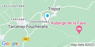 Plan Carte Meli Melo à Foucherans
