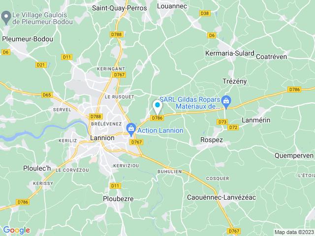Gamm Vert Pont-Ezer à Lannion, Côtes d\'Armor | Horaires ...