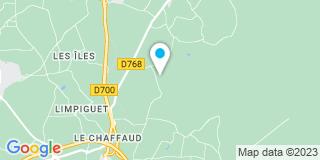 Plan Carte Moy Christophe à Loudéac