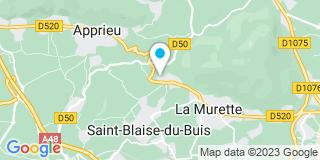 Plan Carte Clavel Patrick à Saint-Blaise-du-Buis