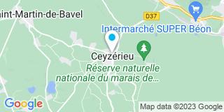 Plan Carte Durand Bois Concept à Ceyzerieu