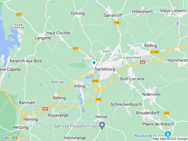 Contacter Brico Jardi Leclerc Gasser à Sarrebourg Moselle