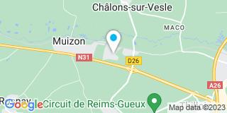 Plan Carte Afm Leroy à Muizon