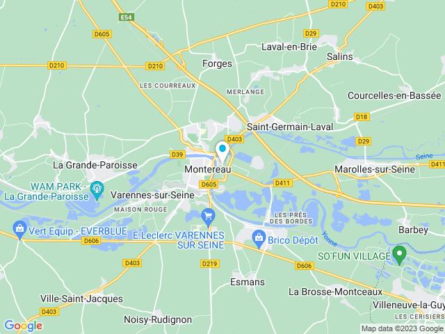 Jardinerie Fleurie à Montereau-Fault-Yonne, Seine-et-Marne ...