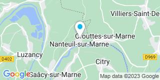 Plan Carte Prost Arnaud à Nanteuil-sur-Marne