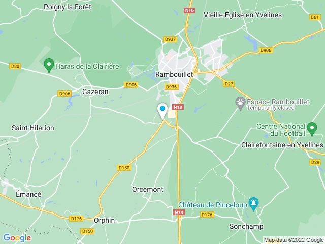 Les jardins d\'Emilie à Gazeran, Yvelines | Horaires, contact ...