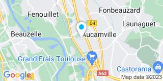 Plan Carte Somepose à Aucamville