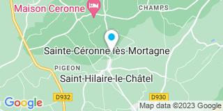 Plan Carte Michaud à Saint-Suplice-les-Champs