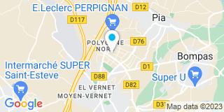 Plan Carte Alu Perpignan à Perpignan