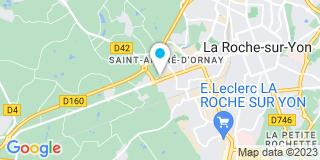 Plan Carte Ma Campagne à La Roche-sur-Yon
