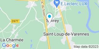 Plan Carte Jardiland à Sevrey