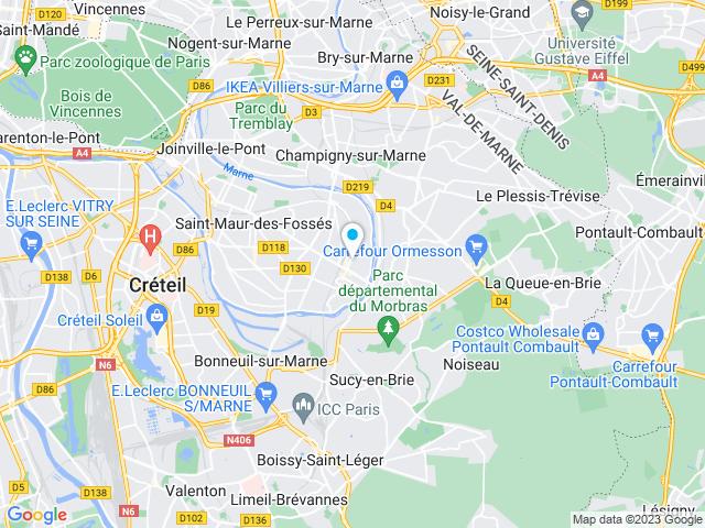Les Jardins d\'Ombre et Lumière à La Varenne-Saint-Hilaire ...