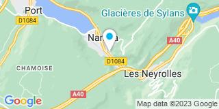 Plan Carte Duchemin Enric à Nantua