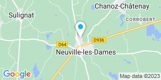 Plan Carte Dumoulin Gilbert à Neuville-lès-Dames