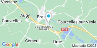 Plan Carte Petit Frédéric à Braine