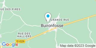 Plan Carte Dhenin Luc à Buironfosse