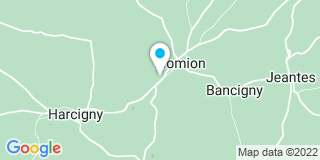 Plan Carte Jovenin Laurent à Plomion