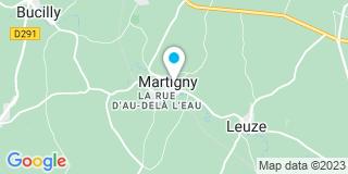 Plan Carte TechnicToit à Martigny
