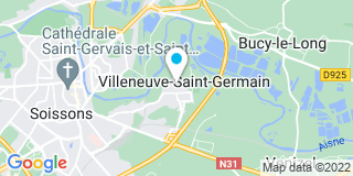 Plan Carte BCMI Soissonnaise à Villeneuve-Saint-Germain