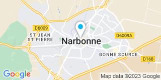 Plan Carte Dg Toiture à Narbonne