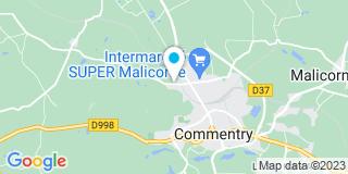 Plan Carte Sentinelle Didier à Commentry