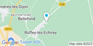 Plan Carte Somez à Ruffey-lès-Echirey