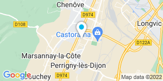 Plan Carte Adibat à Marsannay-la-Côte
