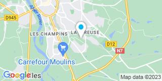 Plan Carte Allier Couverture Etancheite à Yzeure