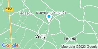 Plan Carte SARL Vermurghen Couverture à Velsy