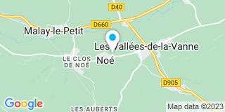 Plan Carte AD2M à Château Gontier
