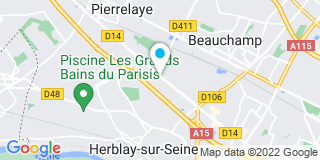 Plan Carte Lemaire Tricotel à Herblay
