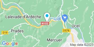 Plan Carte Laurent  Menuiserie à Labegude