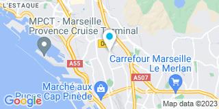 Plan Carte ATC ( Applications Thermiques Contemporaines) à Marseille