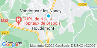 Plan Carte France Lanord et Bichaton à Heillecourt