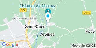 Plan Carte Boiscifaire à Meslay