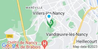 Plan Carte Pro est habitat à Villiers-les-Nancy