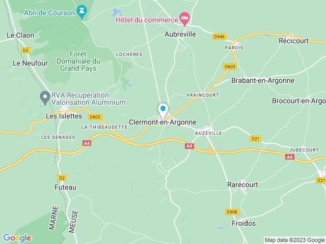 Collin Menuiserie A Clermont En Argonne Menuisier Ferronnier