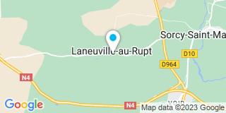 Plan Carte Houssard à Laneuville-au-Rupt