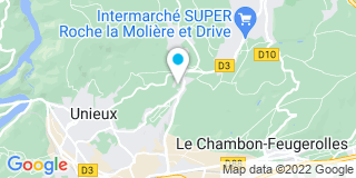 Plan Carte Menuiserie Clément à Unieux