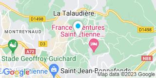 Plan Carte Giraudier Bois Création à Saint-Jean-Bonnefonds