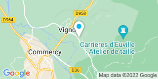 Plan Carte Hbs à Commercy