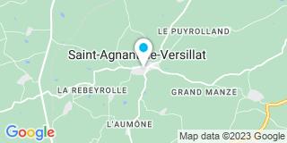 Plan Carte Adam à Saint-Agnant-de-Versillat