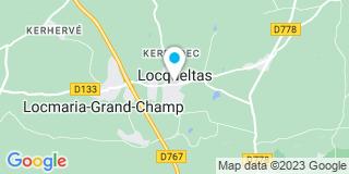 Plan Carte Mlc à Locqueltas