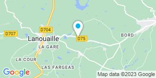 Plan Carte Chastenet Serge à Savignac-Ledrier