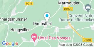 Plan Carte Auer J. CL à Dimbsthal
