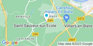 Plan Carte Sogefi à Saint-Sauveur-sur-Ecole