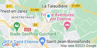 Plan Carte Ser Vit Service à La Talaudière