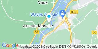 Plan Carte Menulor à Ars-sur-Moselle