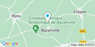 Plan Carte Le Jeune (SARL) à Bazenville