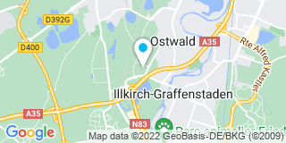 Plan Carte Alpo à Ostwald